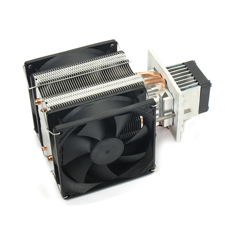 Desktop Computer CPU Cooler Cooling Fan 12V 6A 3PCS Cooling Fan PC 2 Direct Touch Heatpipes Computer CPU Aluminum Radiator pccooler 12cm computer case cooling fan quiet cpu and power cooler fan cooling radiator fan 120mm computer pc chassis fan silent