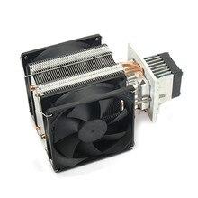 Desktop-Computer CPU Kühler Lüfter 12 V 6A 3 STÜCKE Lüfter PC 2 Direct Touch Heatpipes Computer CPU Aluminiumheizkörper