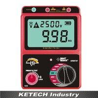 AR907A Digital Insulation Tester Megger MegOhm Meter