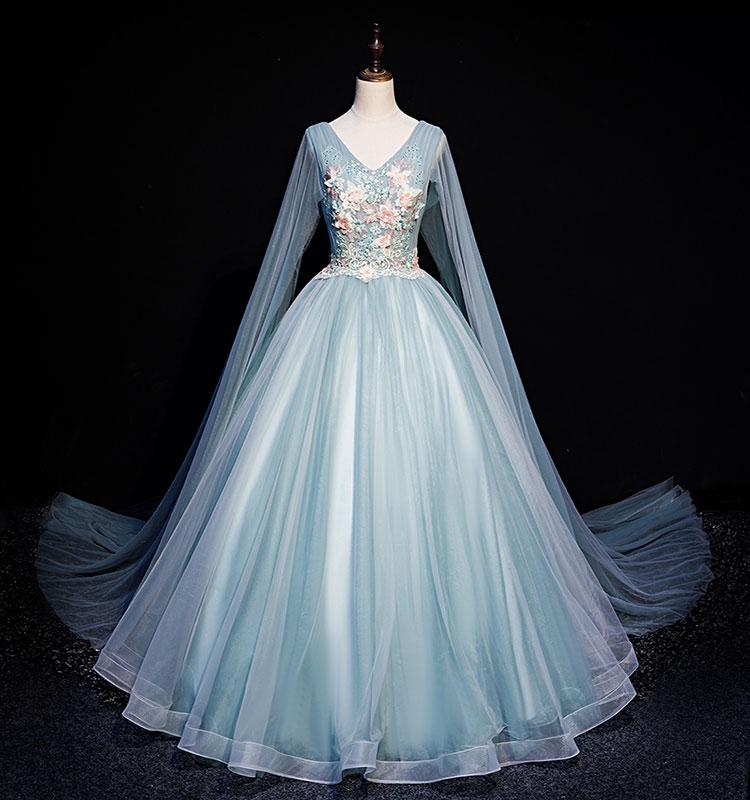 coronation shoulder veil medieval dress Renaissance Gown queen costume Victoria/Marie Antoinette/Colonial Belle Ball