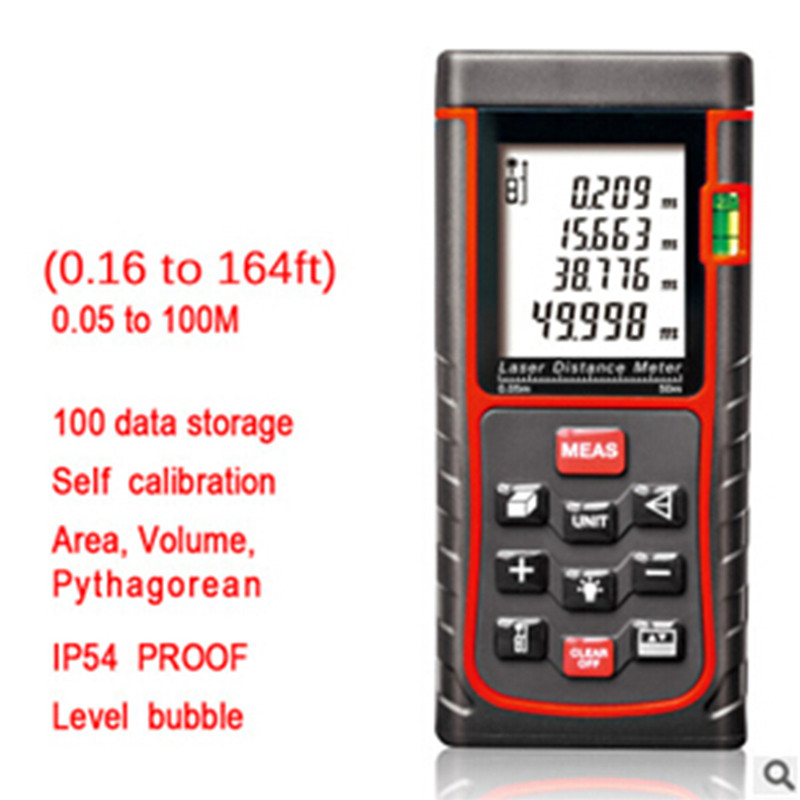 SNDWAY Laser distance meter SW-E40 SW-E60 SW-E80 SW-E100 SW-E150 Laser Rangefind 40m 60m 80m 100m 150m measure tape laser цена