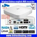Logotipo original em inglês dahua onvif nvr 4ch nvr4104-p nvr4108-p 1080 p h.264 gravador de vídeo em rede 8ch dh-nvr4104-p dh-nvr4108-p