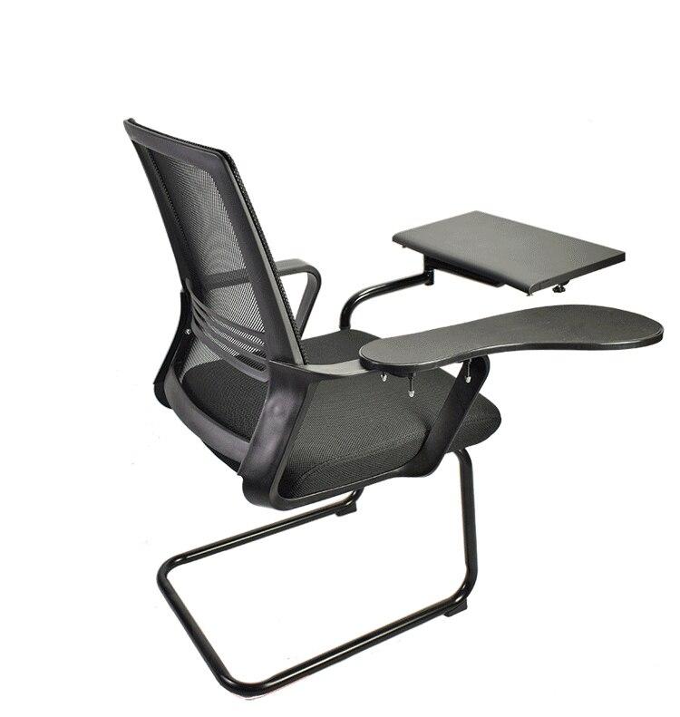 Plein mouvement multifonctionnel arc chaise de serrage clavier/tapis de souris Support bureau d'ordinateur portable Support tablette PC Stand
