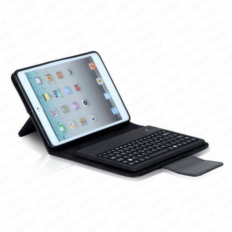 Wireless Bluetooth Silicon Keyboard Case Cover For Apple iPad Mini Retina 3 2 1 7.9 Tablet flexible silicon keyboard