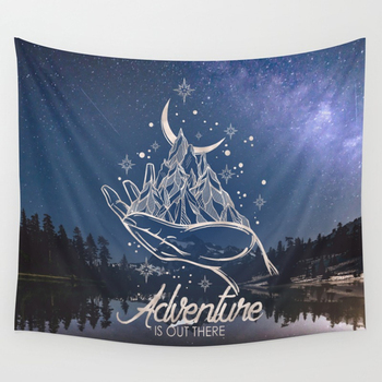Adventure Awaits Tapestries 45