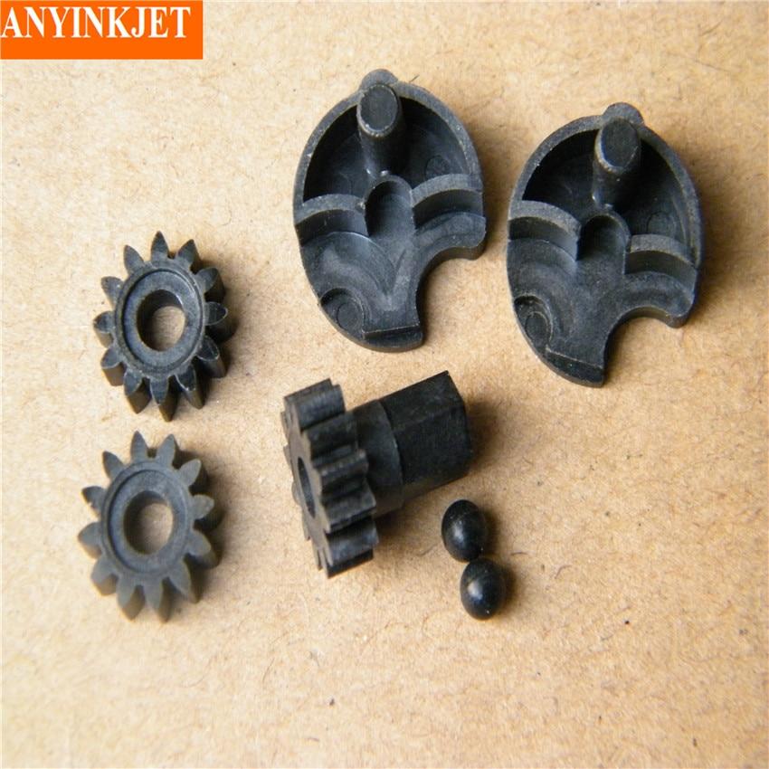 pump repair kit DM36610-PC0213 for Domino A100 A200 A300 A seriel printer double head pump pump repair kit db pg0261 for linx 4900 printer