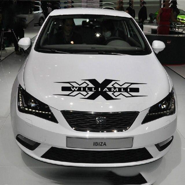 X men dekorasi aksesoris mobil keren pintu hood dimodifikasi stiker mobil dan decals die cut vinyl penutup untuk semua mobil merek