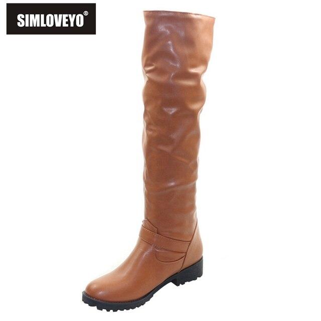Femme Chaussure Suédé Plat Boots Bottes Wedge Ankle Boucle Belt Hiver Chaud Shoe
