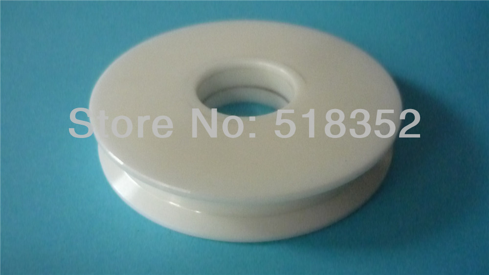 3051799 SSG S461-1 Ceramic Pulley B / Lead Wheel for A Series WEDM-LS Wire Cutting Machine Parts цена
