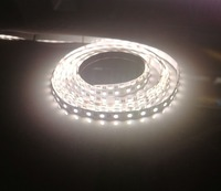 High voltage 220VAC flexible SMD 2835 led strips for living rooms/ garden / bedroom lighting, waterproof 220VAC led strips