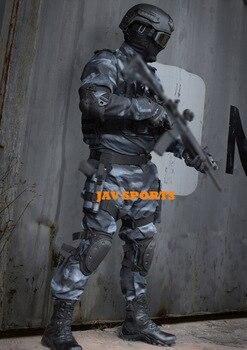 Evolution Gear(EG) SWAT A-TACS LE Gen 3 Uniform Gen 3 Pants & Shirt Set(SKU12050384)