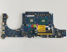 цена на for Dell Inspiron 7566 I5-6300HQ CPU RJ4MM 0RJ4MM CN-0RJ4MM BCV00 LA-D991P w N16P-GX-A2 GPU Laptop Motherboard Mainboard Tested