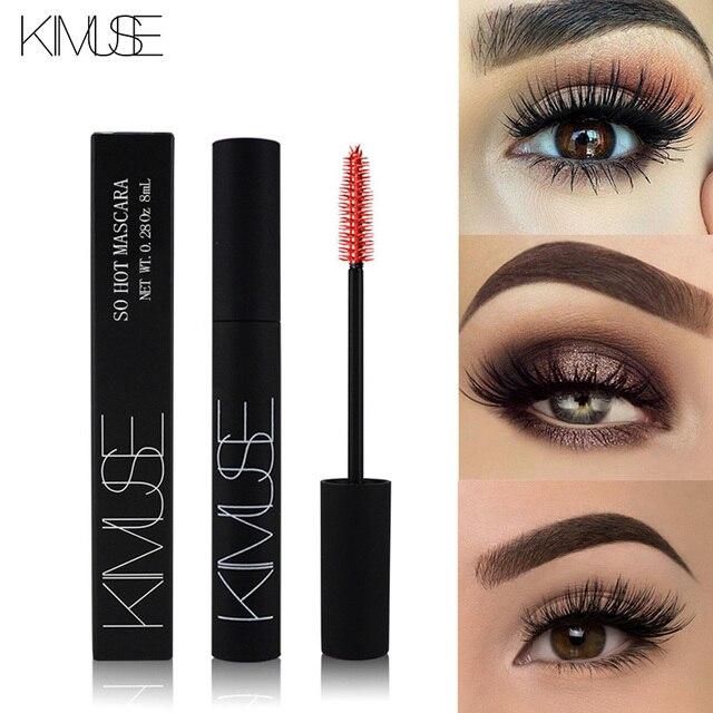 Kimuse Makeup Eyelshes 3d Eye Eyelashes Mascaras Thick Mascara