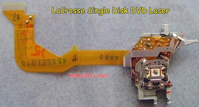 Новинка, Лазерная линза для Лакросса с одним диском, DVD, оптический блок оптики Lasereinheit