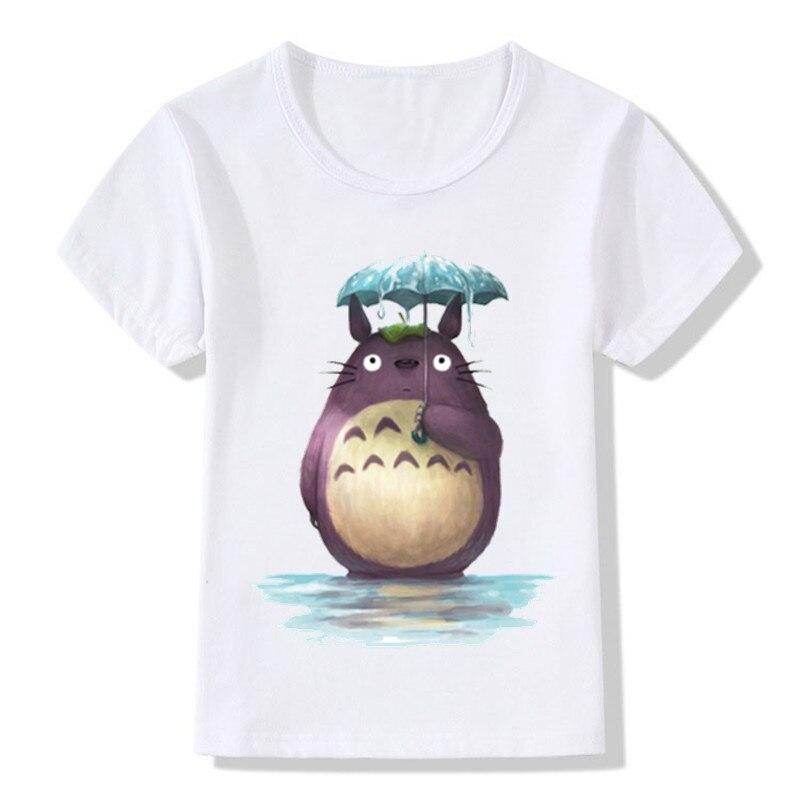Boy T Shirt for Children Summer 2018 tshirt Pikachu 3D Print t-shirt for Girl Kids Clothes Tops Tee