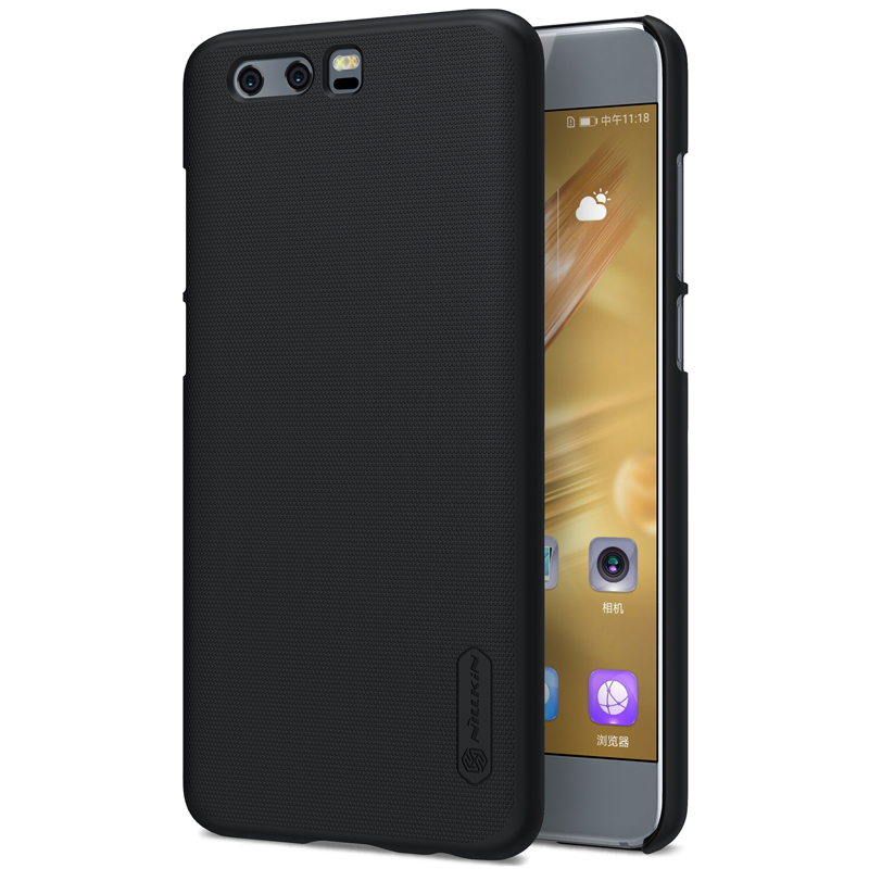 Case for huawei honor 9 case cover NILLKIN Frosted PC Plastic back cover with Screen Protector For honor 9 phone case 5.15 inch ...
