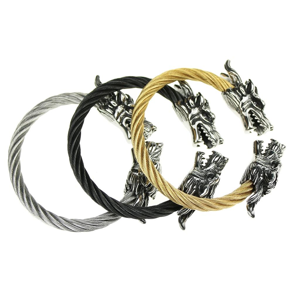 Gragon Bracelets For Men