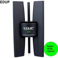 MINI 802 11N 150Mbps High Power Wifi Network Adapter EDUP EP N8535 Ralink3070 Chipset USB Wireless
