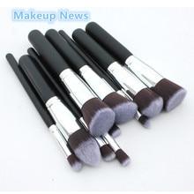 Консилер смешивание румяна косметическая база век тени макияжа губ кисти карандаш