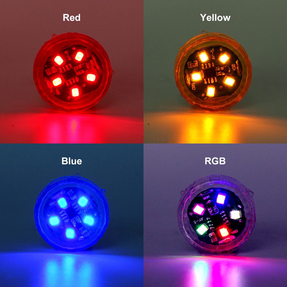 HTB1mTQQMr2pK1RjSZFsq6yNlXXaA NEW 5 LEDs Car Door Opening Warning Lights Wireless Magnetic Induction Strobe Flashing Anti Rear-end Collision Safety Lamps