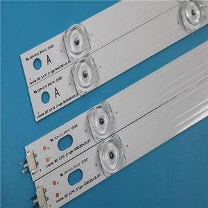 """Image 3 - 825mm LED תאורה אחורית מנורת רצועת 8 נוריות עבור LG INNOTEK DRT 3.0 42 """"_ A/B סוג REV01 REV7 131202 42 אינץ LCD צג 1 סט"""