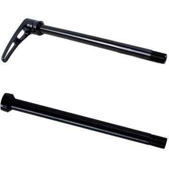 X12 Boost 12x148mm tylna przez oś dla SYNTACE X-12 Boost 148 szpikulce stop rowerowy QR przez oś s zwężająca się długość głowy 166 mm tanie i dobre opinie WOKECYC 28 otwory Łożysko piasty Z tyłu Hamulec tarczowy Aluminium 20-28 12x1 0mm 166mm 18mm 12mm cone shaped