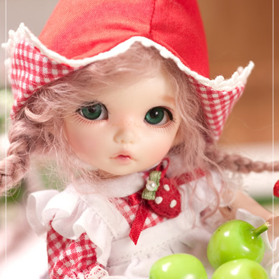 Flash sale !free shipping ! free makeup and eyes included! top quality 1/8 bjd baby doll fairyland pukifee ante best gifts cute flash sale free shipping free makeup and eyes top quality bjd doll real skin fairyland minifee chloe 1 4 bjd 42cm best gift