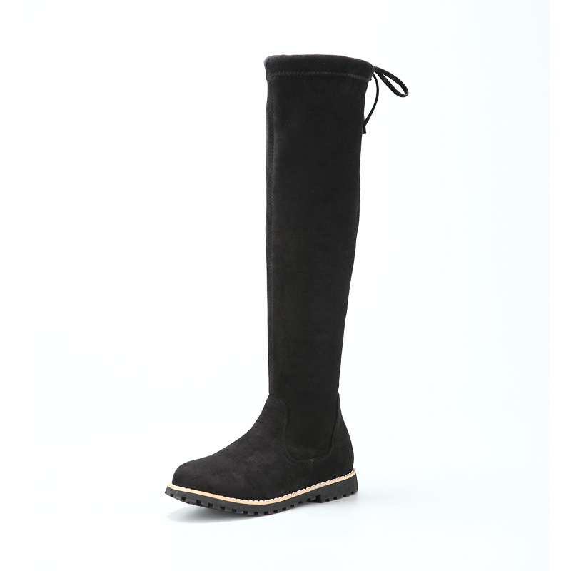 Girls Low Heel Over-The-Knee Boots Teenage Outdoor Party Boots Fashion Zipper High Boots For New Yew And Christmas AA51222Girls Low Heel Over-The-Knee Boots Teenage Outdoor Party Boots Fashion Zipper High Boots For New Yew And Christmas AA51222