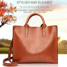 2019 New Solid Color Pu Leather Ladies Simple Shoulder Bag Large Capacity Matte Fabric Hard Handbag
