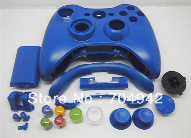 Game Console Controller Housing Case for Xbox360 Wireless Joystick shell