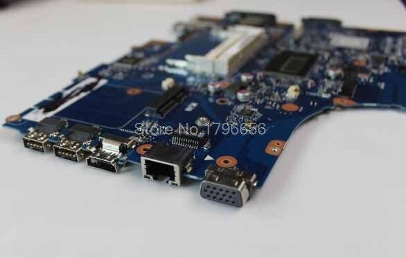 Купить с кэшбэком PU551LA Motherboard I7-4500 CPU For ASUS PU551L PU551LA PU551LD laptop Motherboard PU551LA Mainboard PU551LA Motherboard test ok