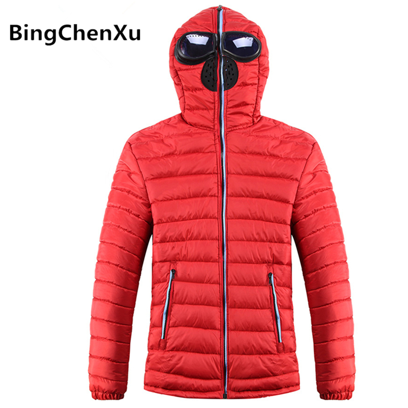 Winter Jacket Men Warm Brand Down Jackets Casual Slim Fitness Quilted Parka Men New Padded Handsome Coat Men Plus Size M-4XL 384