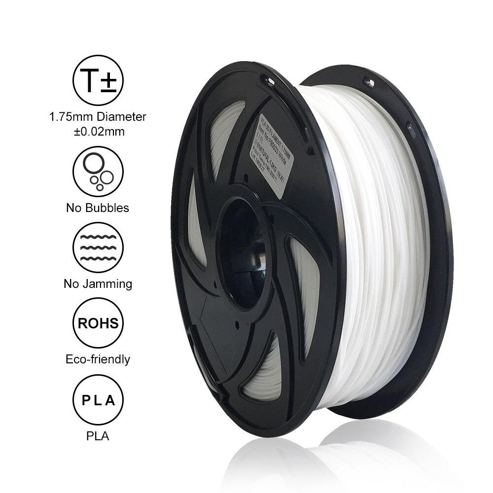Tronxy 3D Printer Filament 1kg/roll 24 Colors Optional PLA FILAMENT