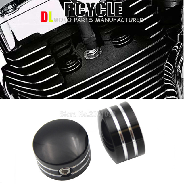 Bolt Covers Head Bolt Cover For Harley Twin Cam Sportster XL 883