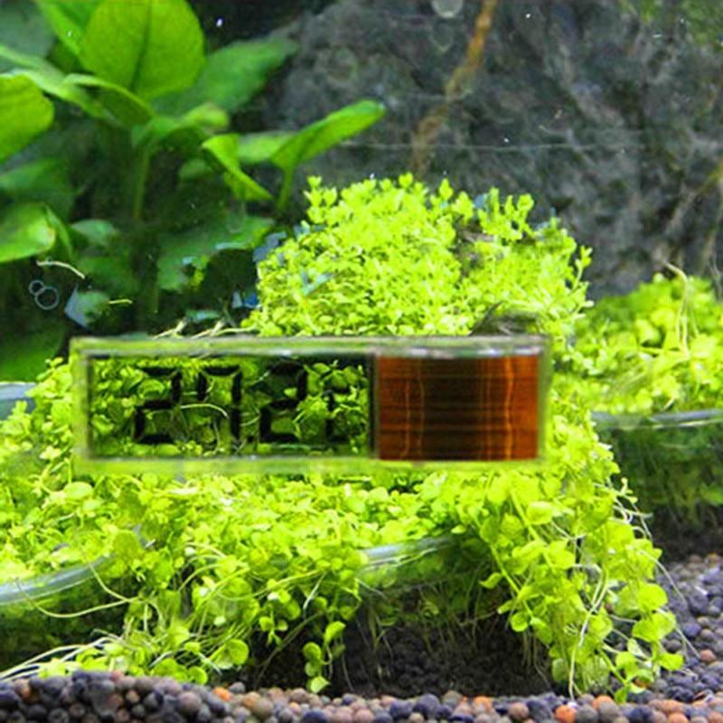 New LCD Digital Fish Tank Aquarium Thermometer Equipment Submersible Water Meter 0C~50C Temperature Alarm Control Tool Products (5)