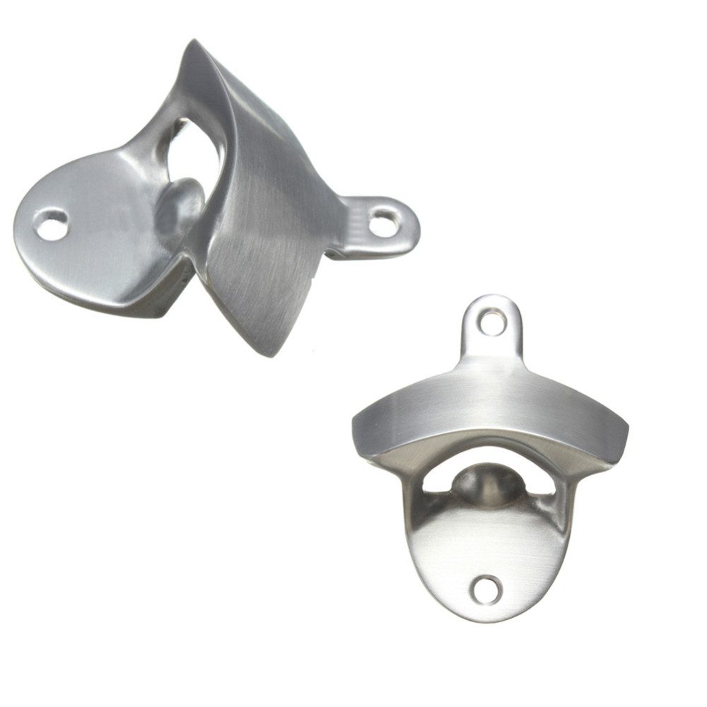 Stainless Steel Wall Mounted Opener 3