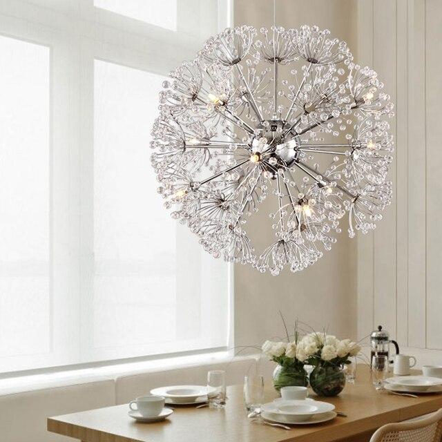 Moderno Lampadari Di Cristallo di Illuminazione Lampada a ...