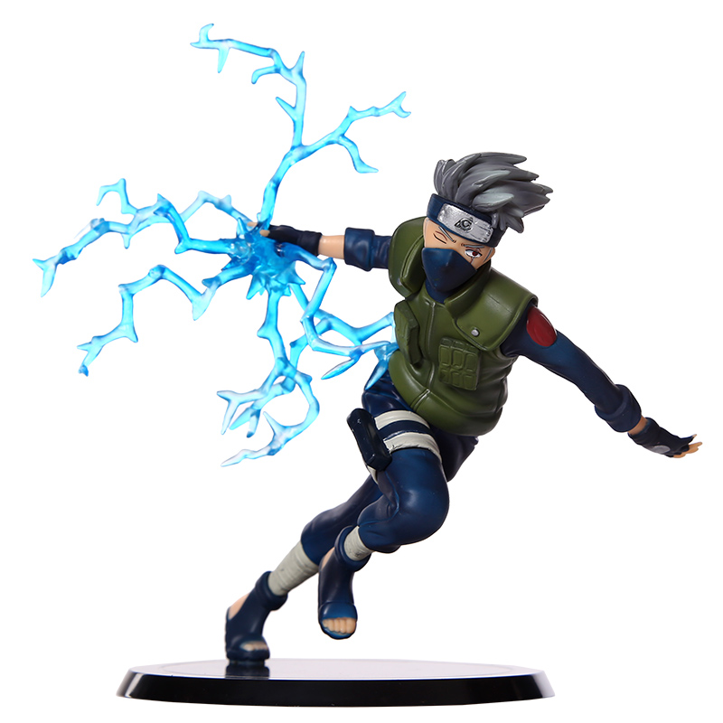 Naruto Syaringan Hatake Kakashi PVC Action Figure figures dolls toy coplay