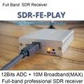 12Bit 10 KHz-2 GHz SDR Ontvanger SDRPLAY RSP1 RSP2 RTL-SDR HackRF Upgrade AM FM HF SSB CW Ontvanger wideband Volledige Band HAM Radio