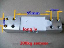 200 kg Tartı Basınç Sensörü Küçük Platform/baskül Bakım Yükseltme (150X38X25)