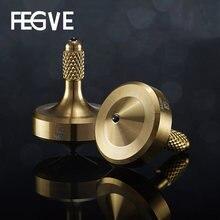 Fegve mini Гиро фиджет Спиннер ручные Спиннеры стальные металлические