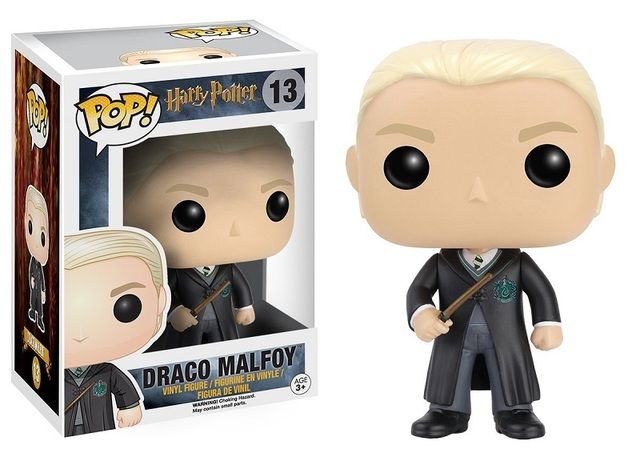 Original! Funko POP Draco Malfoy Figure