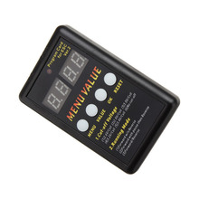 Multifunction Professional LED Program Box Program Card For Rc Modle