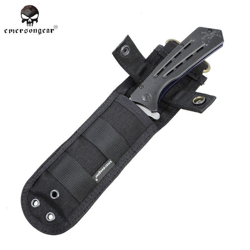 Emerson 1000D Nylon font b Tactical b font font b Knife b font Case Pouch Bag