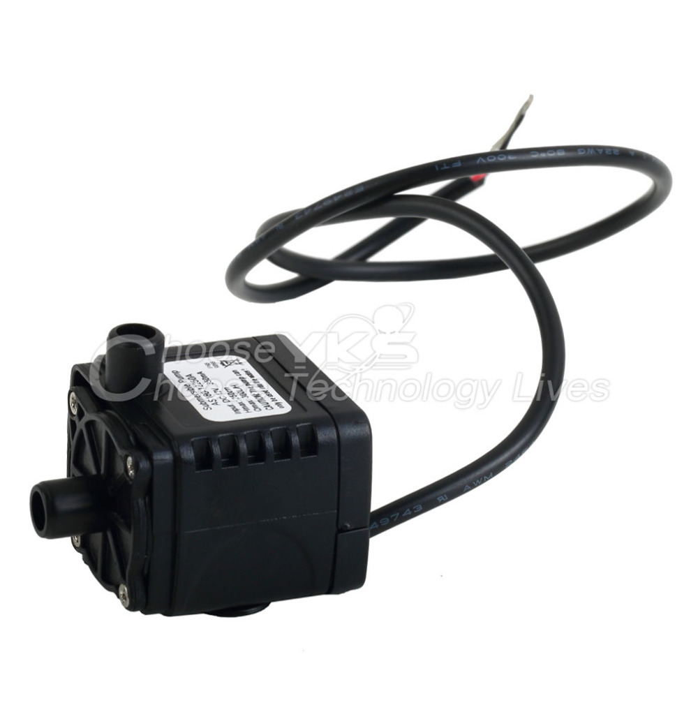 AS-200G 12V CPU Cooling CAR Brushless Water Oil Pump Waterproof Submersible Free / Drop Shipping compatible projector lamp smartboard 20 01501 20 sb480i5 sb880i5 sb885i5 slr40wi uf75 uf75w unifi 75 unifi 75w sb600i5 sbx880i5