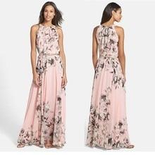 Summer Dress Women Girl Dresses Maxi Beach Long Party Wedding Elegant Chiffon Cotton Evening Russian Style