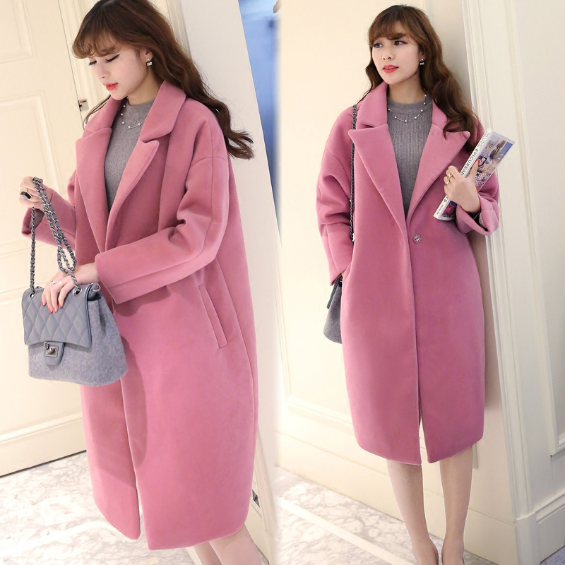Korean winter coat