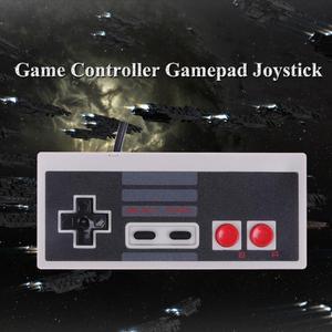 Image 4 - Spiel Controller Wired Joypad Gaming Controller Mini Klassische Stecker und Spielen Gamepad Joystick für Nintendo NES Klassische Spiel