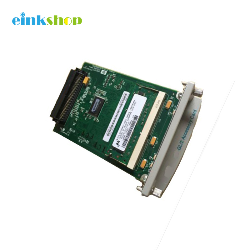 einkshop GL2 Accessory Card Fit For HP C7772A Designjet 500 500 plus mono Formatter Board Card C7776-60002 C7776-60151einkshop GL2 Accessory Card Fit For HP C7772A Designjet 500 500 plus mono Formatter Board Card C7776-60002 C7776-60151
