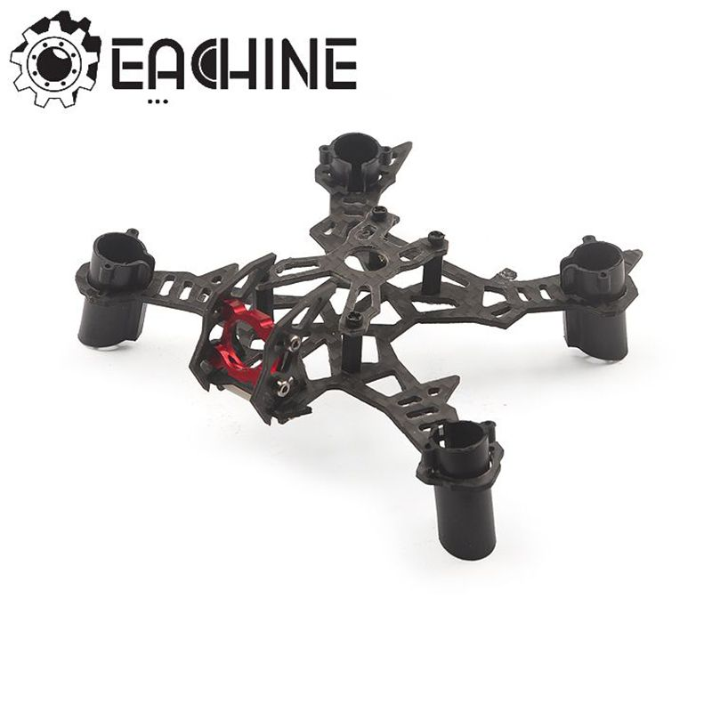 Eachine BAT QX105 Micro FPV Racing Quadcopter Spare Parts 1.5mm Carbon Fiber DIY Frame Kit hot new eachine ex120 fpv brushed racing quadcopter spare parts carbon fiber diy frame kit